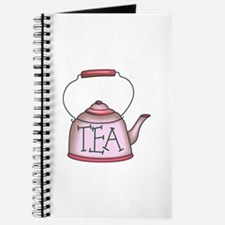 OLD TIME TEA KETTLE Journal