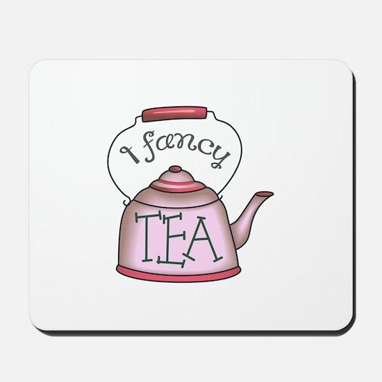I FANCY TEA Mousepad
