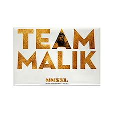 MMXXL Team Malik Rectangle Magnet