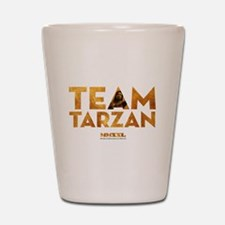 MMXXL Team Tarzan Shot Glass
