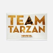 MMXXL Team Tarzan Rectangle Magnet