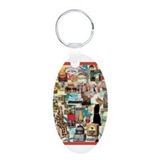 Cute Travel Keychains