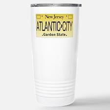 Atlantic City NJ Tag Gi Travel Mug