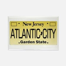 Atlantic City NJ Tag Giftware Magnets