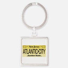 Atlantic City NJ Tag Giftware Keychains