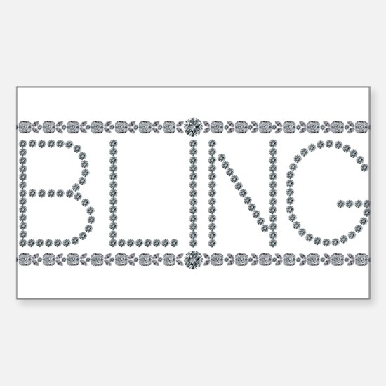 Bling!!! Decal