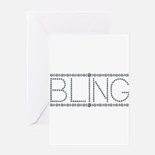Bling!!! Greeting Cards