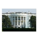 White house washington dc Postcards