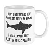 Shark Standard Mugs (11 Oz)