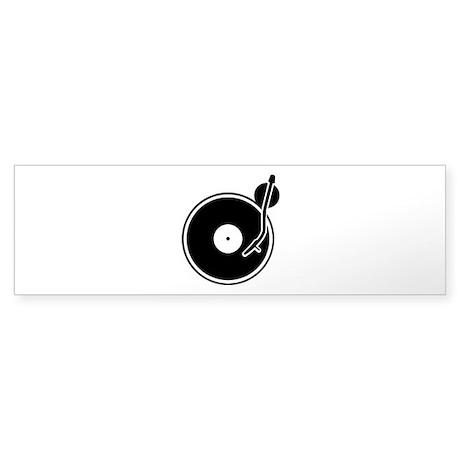 Clear Vinyl Bumper Sticker 35