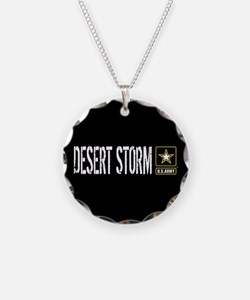 U.S. Army: Desert Storm (Bla Necklace