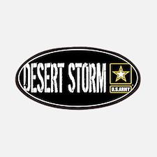 U.S. Army: Desert Storm (Black) Patch