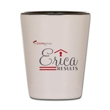 Erica Results Shot Glass
