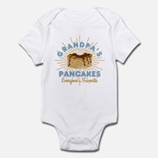 Grandpa's Pancakes Infant Bodysuit
