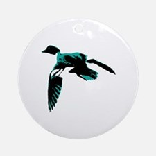 On the wing. Round Ornament