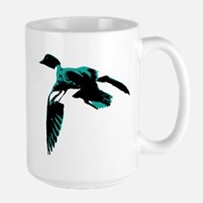 On the wing. Mug