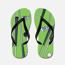 Golfing Flip Flops