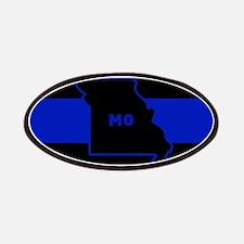 Thin Blue Line - Missouri Patch
