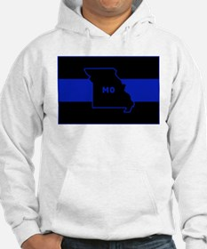 Thin Blue Line - Missouri Jumper Hoody