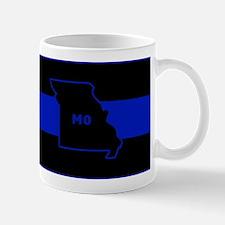 Thin Blue Line - Missouri Mugs
