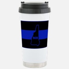 Thin Blue Line - New Ha Travel Mug