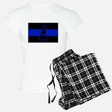 Thin Blue Line - New Hampsh pajamas