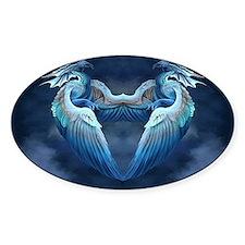 Dragon Heart-Forever Lov Decal