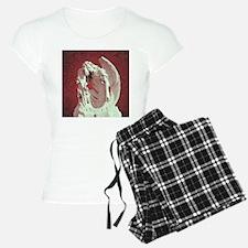 vintage Memorial gothic ang Pajamas