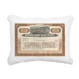 Butte montana Rectangle Canvas Pillows