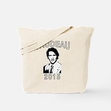 JUSTIN TRUDEAU 2015 Tote Bag