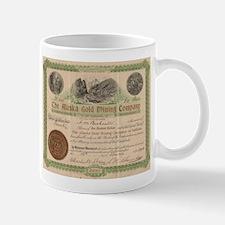 Alaska Gold Mining Mug
