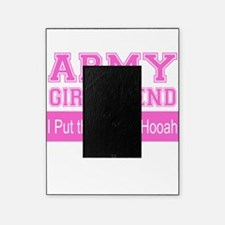 Army Girlfriend Ooo in Hooah_Pink Picture Frame