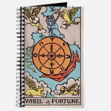 """Wheel of Fortune"" Journal"