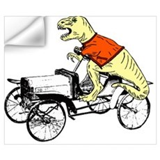 T-Rex Driver Wall Decal