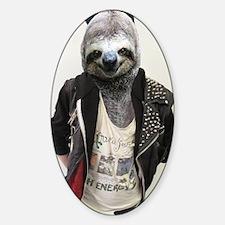 Sloth Punk Decal