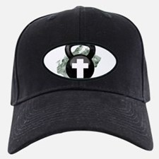Kettle Bell Cross Baseball Hat