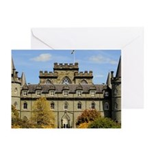 INVERARAY CASTLE Greeting Cards (Pk of 20)
