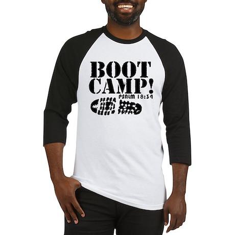 boot camp 3 Baseball Jersey