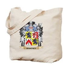 Mahoney Coat of Arms - Family Crest Tote Bag