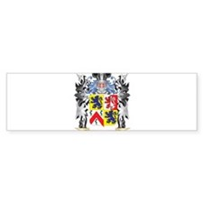 Mahoney Coat of Arms - Family Crest Bumper Bumper Sticker