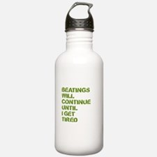 Beatings Water Bottle