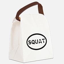 Squat Canvas Lunch Bag