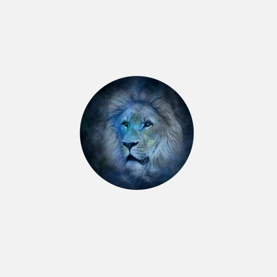Cecil the Lion Mini Button