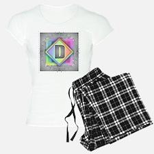 Rainbow Splash D Pajamas