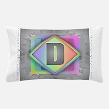 Rainbow Splash D Pillow Case