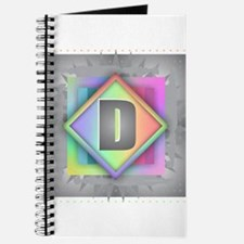Rainbow Splash D Journal