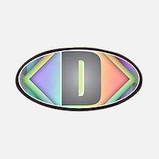 Rainbow Splash D Patch