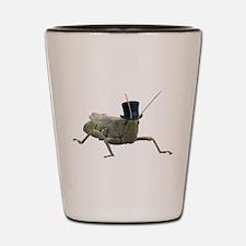 JiminyGrasshopper Shot Glass