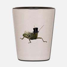 JiminyGrasshopper Shot Glass