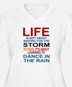 LIFE IS NOT ABOUT T-Shirt